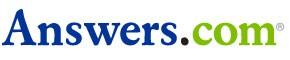 Answers.com Logo Font