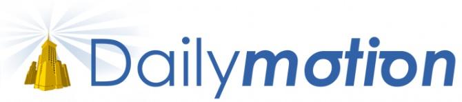Dailymotion Logo Font