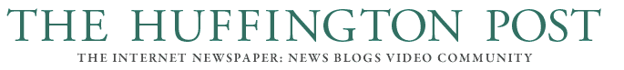 Huffington Post Logo Font