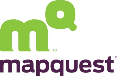 New Mapquest logo