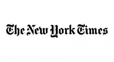 New York Times Logo Font