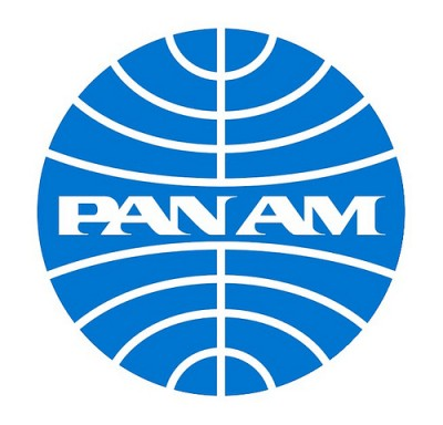 PanAm LogoText font