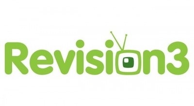 Revision3 Logo Font
