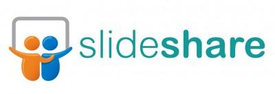 SlideShare Logo Font
