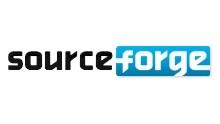 SourceForge Logo Font