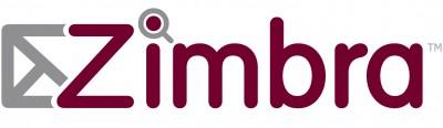 Zimbra Logo Font