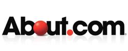 About.com Logo Font