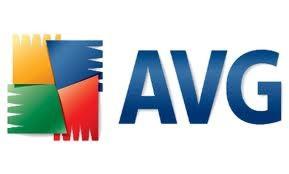 AVG Logo Font