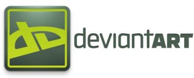 deviantART Logo Font
