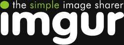 imgur Logo Font