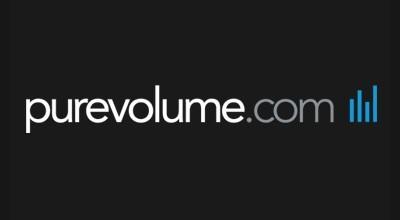 purevolume Logo Font