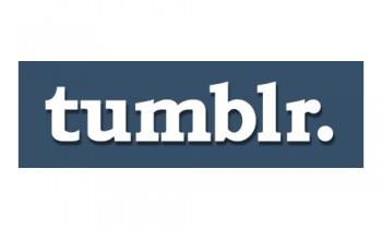 Tumblr Logo Font