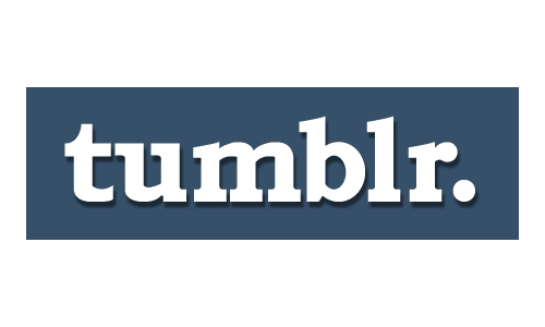 Resultado de imagen para tumblr logo