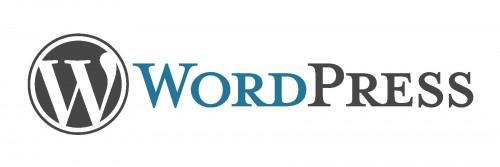 WordPress Logo Font