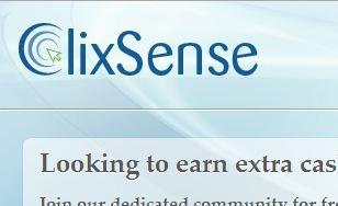 Formas de ganar dinero por Internet desde casa Clixsense-Logo-Font