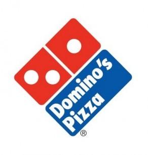 Domino's Pizza before 2012 logo