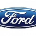 Ford Logo Font