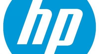 Hewlett-Packard Logo Font