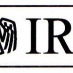 IRS Logo Font