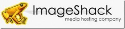 ImageShack Logo Font