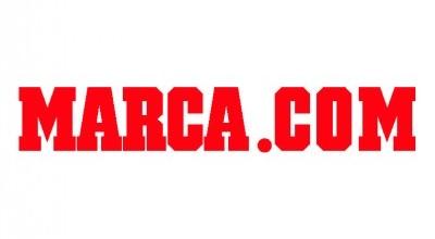 MARCA.com Logo Font