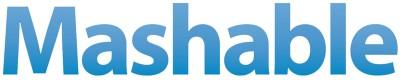 Mashable Logo Font