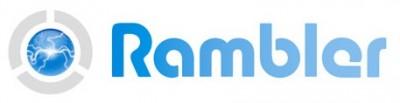 Rambler Logo Font
