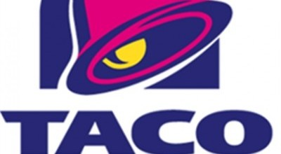 Taco Bell Logo Font