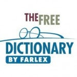 The Free Dictionary Logo Font
