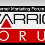 The Warrior Forum Logo Font