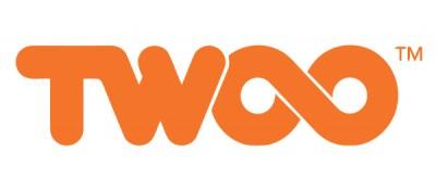Twoo Logo Font