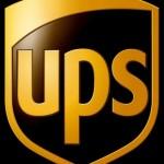 UPS Logo Font