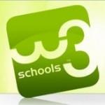 W3 Schools Logo Font