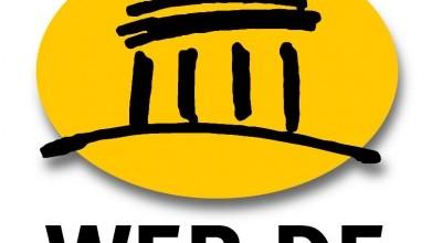 WEB.DE Logo Font