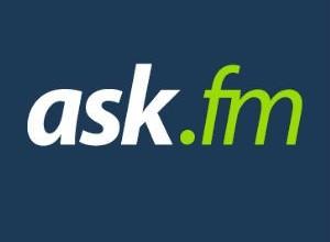 ask.fm Logo Font