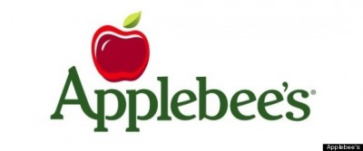Applebee's Logo Font