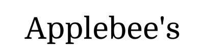Applebees Logo 2013