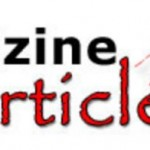 EzineArticles Logo Font