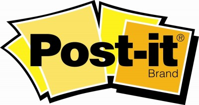 Post-it Logo Font