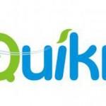 Quikr Logo Font
