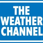 Weather Channel before 2005 Logo Font