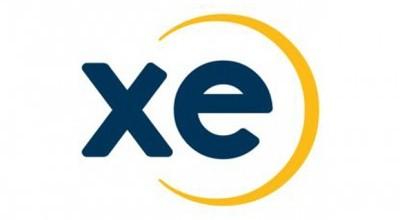 xe.com Logo Font