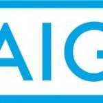 AIG Logo Font