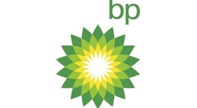 BP Logo Font