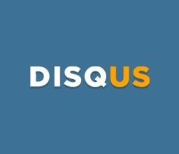 Disqus.com Logo Font