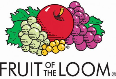 Image result for FRUIT OF THE LOOM LOGO
