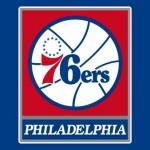 Philadelphia 76ers Logo Font