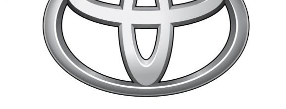 Toyota Logo Font