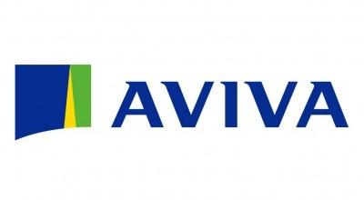 Aviva Logo Font
