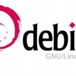 Debian Logo Font